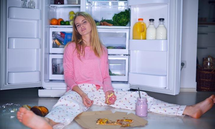 7 อาหารที่ช่วยแก้อาการนอนไม่หลับได้โดยไม่ต้องพึ่งยา