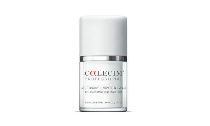 """""""คาลีซิม"""" Calecim ® ครีม สุดยอดผลลัพธ์ทางวิทยาศาสตร์นวัตกรรมครีมบำรุงผิวหน้า"""