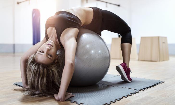 5 วิธีออกกำลังกายรูปแบบใหม่ เหมาะสำหรับสาวขี้เบื่อที่อยากมีหุ่นดี