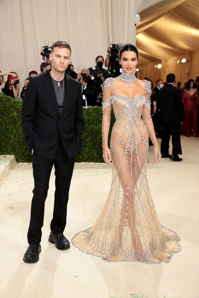 Matthew Williams and Kendall Jenner