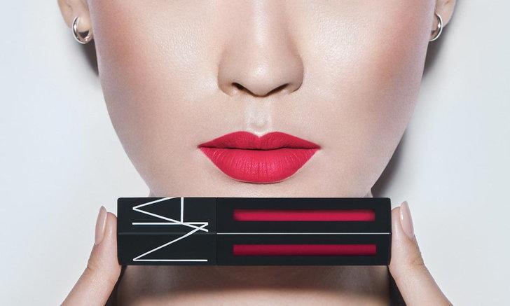 3 ลิปสติกเฉดสีใหม่ ติดทน เนื้อบางเบาจาก NARS Power Matte Lip Pigment