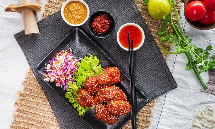 วิธีทำไก่ทอดซอสเกาหลี ไม่ต้องไปถึงร้านก็ทำกินเองได้ง่ายๆ