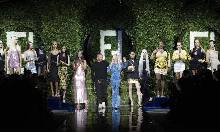 ครั้งแรกในประวัติศาสตร์ของแฟชั่น! การร่วมกันระหว่าง Fendi และ Versace