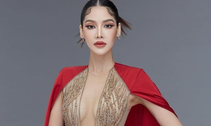 """""""พรฟ้า ปุณิกา"""" ผู้จัดการกองประกวด Miss Universe Thailand กับลุคนางพญาสุดปัง"""