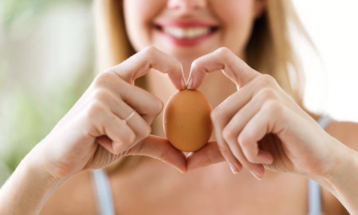 ทริคใช้ไข่ไก่ทำสวย ของดีในครัวที่สาวๆ ต้องลอง!