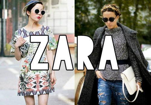 Keep Look ให้ล้ำกับ ZARA
