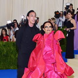 Rick Owens And Michèle Lamy In Comme Des Garcons