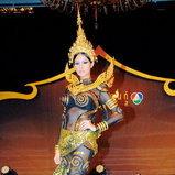 ชุดประจำชาติไทย
