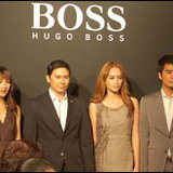 Hugo  Boss  โชว์  Boss Black  คอลเลคชั่น  สปริง/ซัมเมอร์  2008