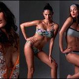เปิดตัวชุดว่ายน้ำ Cindy for Jantzen คอลเลคชั่น 2008