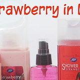 บู๊ทส์จัดรายการ Valentines Day Strawberry in Love