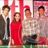 นิตยสาร Men\'s Health ฉลองครบรอบ 1 ปี