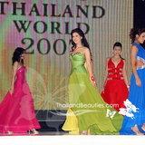 น้องส้ม กนกกร คว้ามงกุฎมิสไทยแลนด์เวิลด์ 2007