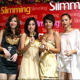 Slimming ฉลอง 3 ปี พร้อมประกาศผล Slimming Idol 2007