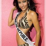 MU 23 MISS DOMINICAN REPUBLIC - Massiel Taveras