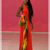 MU 41 MISS JAMAICA - Zahra Redwood