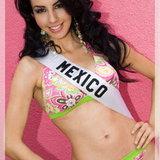 MU 48 MISS MEXICO - Rosa Maria Ojeda