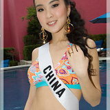 MU 15 MISS CHINA - Ning Ning Zhang