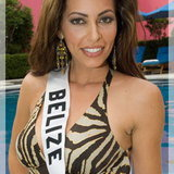 MU 10 MISS BELIZE - Maria Jeffery