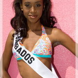 MU 8 MISS BARBADOS - Jewel Garner