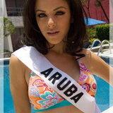 MU 5 MISS ARUBA - Carolina Raven