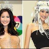 มิสไทยแลนด์ยูนิเวิร์สโชว์ชุดประกวด ธิดาดอย