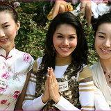 เชอรี่-เมลิสา ขอคะแนนโหวตจากคนไทย