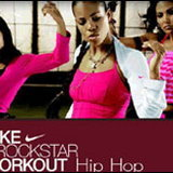Nike Rockstar Workout Hip Hop