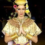 เยือนไทยอีกครั้ง \'นาตาลี เกลโบวา\' พร้อมโปรโมตวัฒนธรรมการไหว้