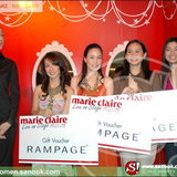 Marie Claire Live on Stage presented by Rampage