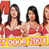 FHM GIRLS NEXT DOOR 2004
