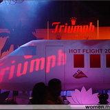 Triumph International Hot Flight 2004