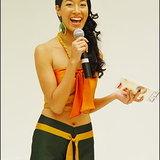 "\""Paradis\"" Spring / Summer 2004 Mode Make-up จาก SHU UEMURA"