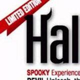 Halloween Nite spooky & devil