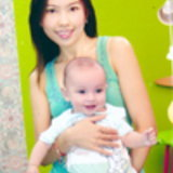 Calvin Beauty Mom Super Model contest