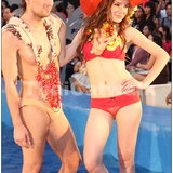 แฟชั่นโชว์ Aloha Sexy Fashion หยาด ปอย นำทีม