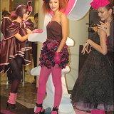 แฟชั่นโชว์ จาก M.A.C Hello Kitty
