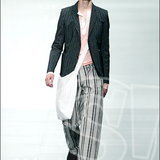 Burberry : Spring 2004 (men)