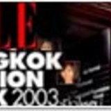 ELLE BANGKOK FASHION WEEK 2003