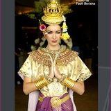 นาตาลี เกลโบวา..มิสยูนิเวิร์สอดีตขวัญใจคนไทย