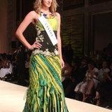 สาวรัสเซียหุ่นดีชนะใจคว้ารางวัลชนะเลิศรอบ Miss World Top Model