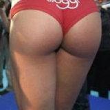สาวบราซิลชนะใจคนดู-กรรมการครองแชมป์โลกตูดสวย