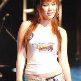น้องหมี่เกี๊ยว เซ็กซี่โดนใจกรรมการ ซิว Suzuki-FHM Power Freak Girls