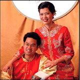 แต่งงานแบบพิธีจีน