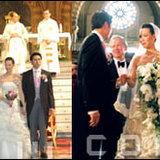 พิธีแต่งงานแบบชาวคริสต์