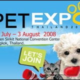 PET EXPO THAILAND 2008