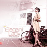 Wallpaper : เปรมสินี รัตนโสภา [ครีม] Elegant Lady