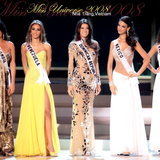 Wallpaper Miss Universe 2008