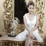 Princess in a Gilded Cage : ขวัญ อุษามณี
