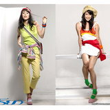 Posing Multicolors : พอลล่า & ฟิล์ม